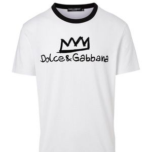 Dolce & Gabbana Size 50 T-Shirt $650 Retail BNWT!
